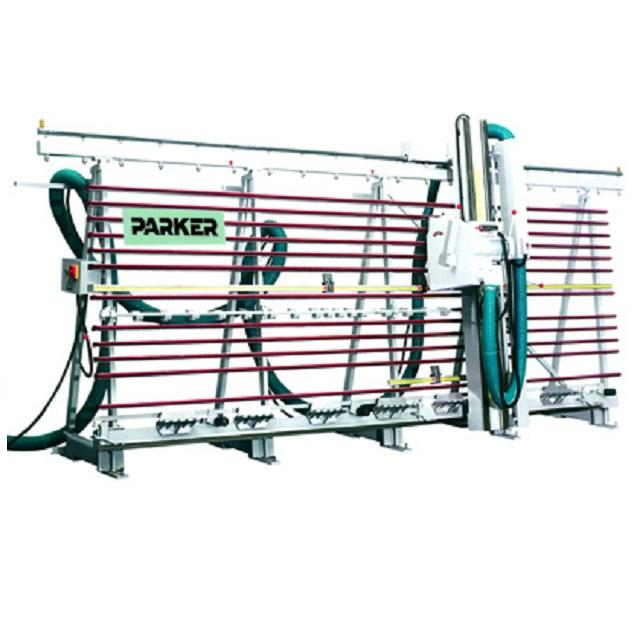 Aluminum Vertical Composite Panel Saw Machine