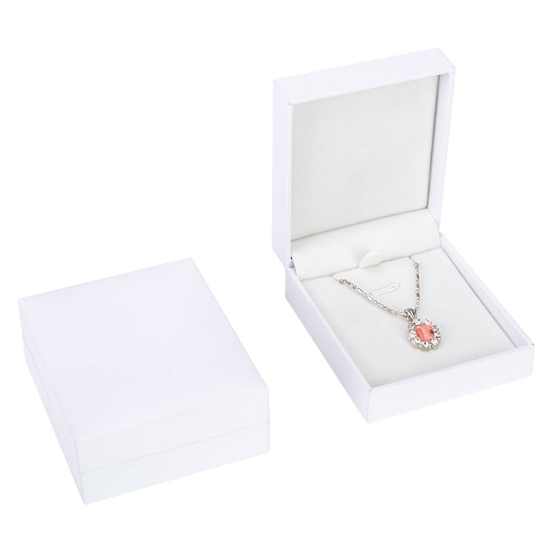 4 Color Options Gift Box Paper Jewelry Boxes Package For Jewelry Box