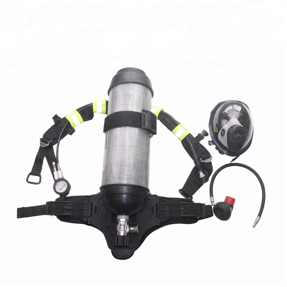 hot sale fire fighting air supply breathing apparatus scba prices