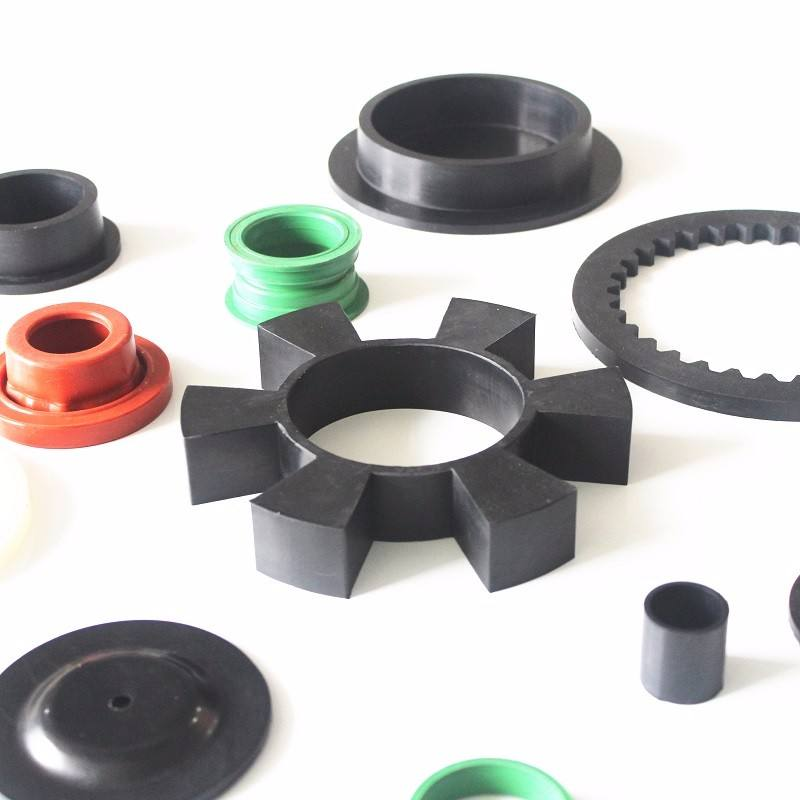 Pro seal adhesive black durable pu neoprene nbr epdm foam gasket price high temperature rubber list for heat exchanger