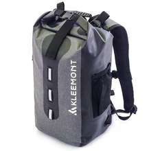 Customized Logo 500D  PVC Waterproof Backpack Bag for Hiking and Camping