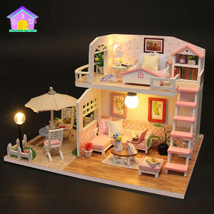 Gadgets gifts funny dollhouse room house education toys for children