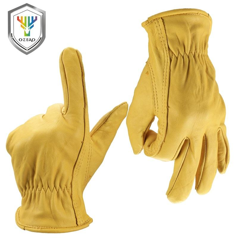 New Design Yellow Sports Motorcycle Racing Gloves Leather Racing Gloves .