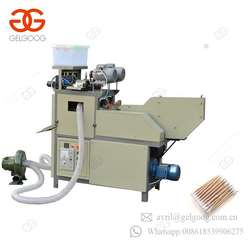 Low Cost Ear Cleaning Stick Cotton Bud Making Machine Cotton Bud Making Machine