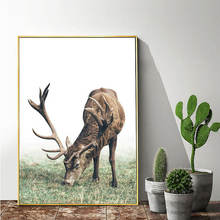 2019 new design Fashion PS wood  Paintings Frame Art Print Canvas Painting decoration Wall Picture photo  Frame  for lobby