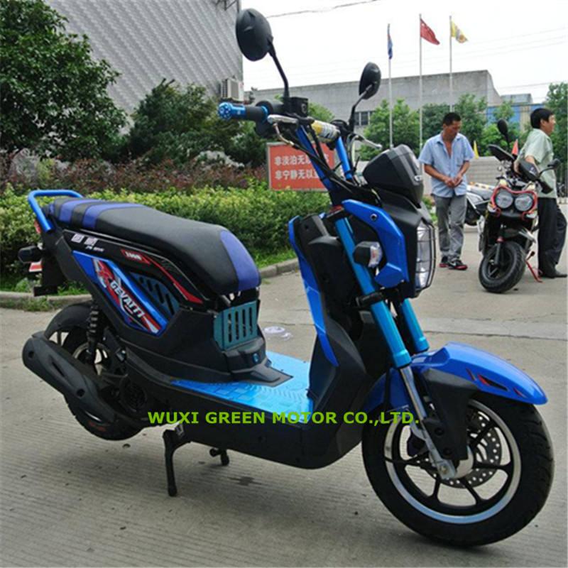 Honda Ruckus Scooter ZM2005 NPS 50 Luggage Rack ZOOMER black New style