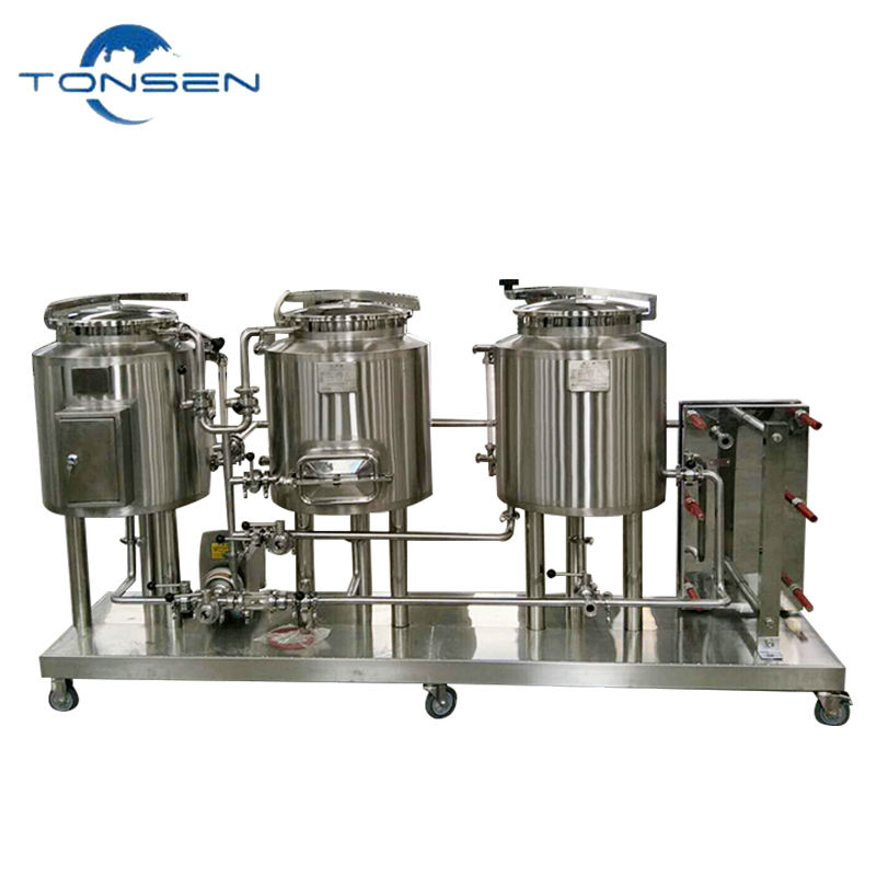 Hot sale home brewing equipment for Micro Brewery/Small production