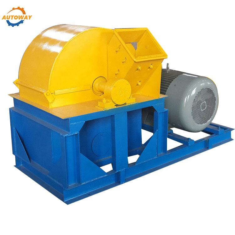 Widely used forestry wood chipper sawdust wood shavings press baler machine sawdust maker
