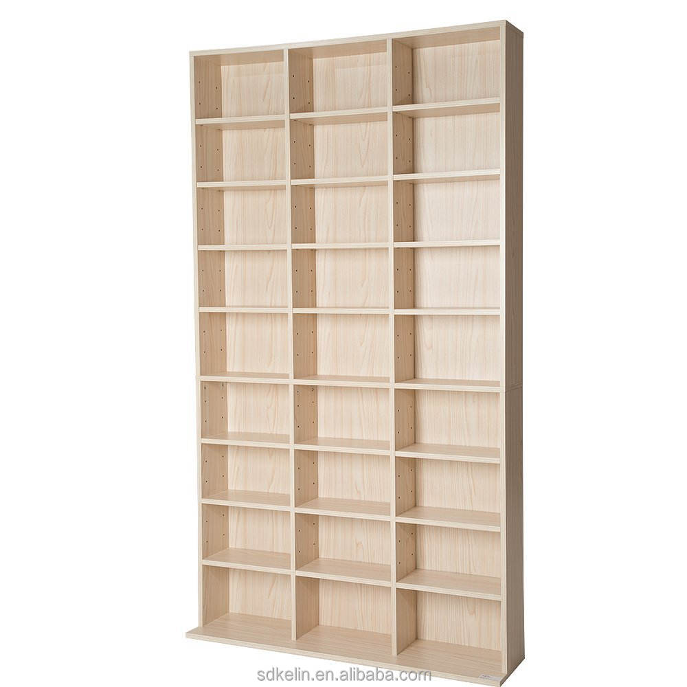 Living room 15mm MDF /Particle board CD RACK