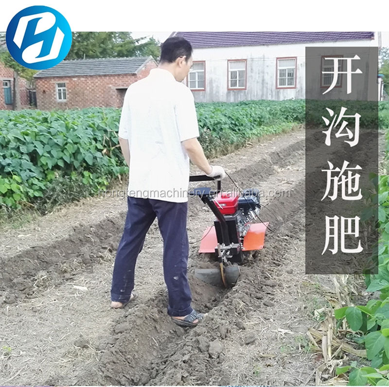 For Rice For Various Kinds Of Fields For Growers Heavy duty plough for power tiller