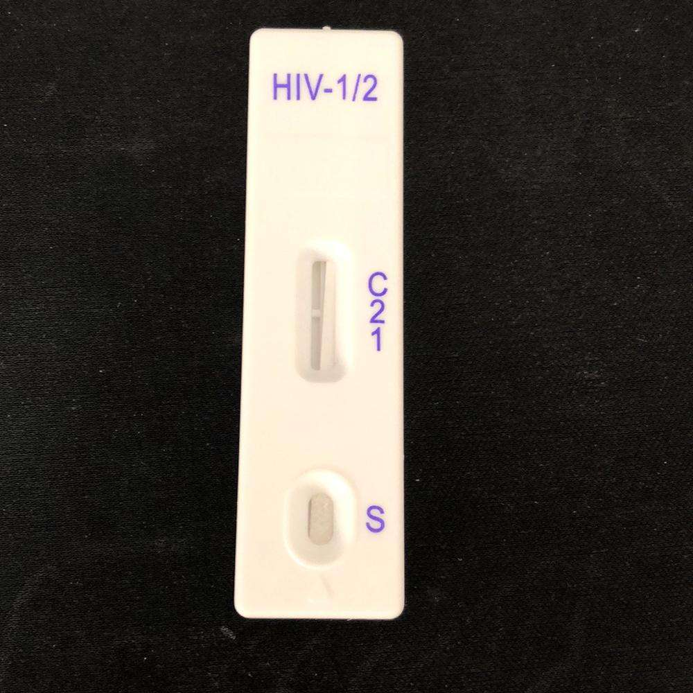 HIV CE Test Strip Hepatitis B Virus Surface Antigen Rapid Test Strip