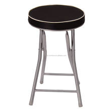 Stainless steel kitchen folding stools for doctor office stool
