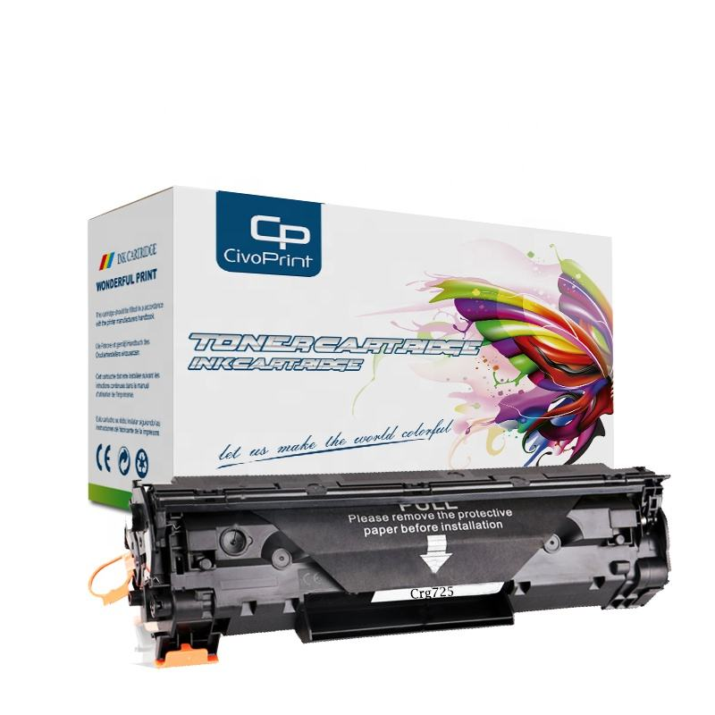 Civoprint Kompatibel Crg-325/725/925 Laser Printer Cartridge Untuk 6000 6018 Printer