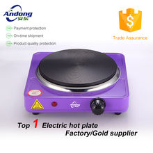 freeshipping 1000w power ELECTRIC cooker single HOTPLATE , electric stove, AC 110-240V/