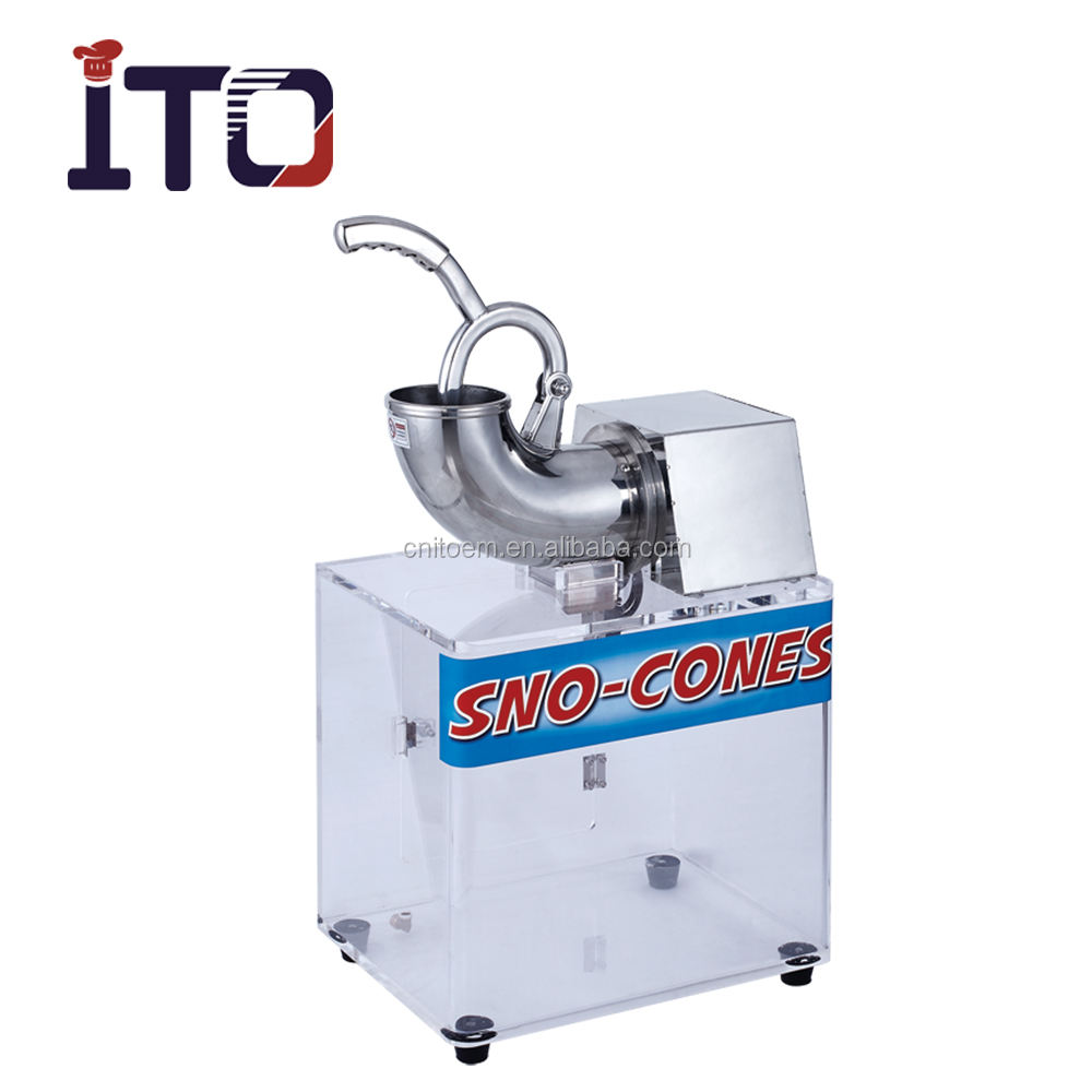 RY-130 Commercial Snow Cone Machine
