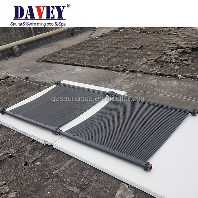 2017 new product pool solar collector solar heater with individual tube