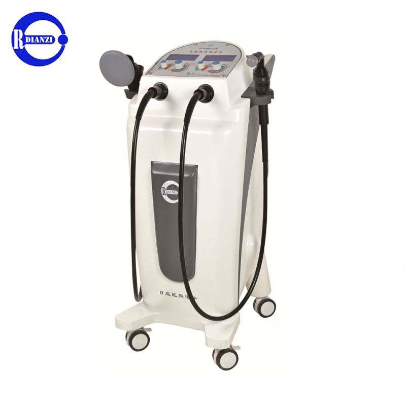 chest physiotherapy hospital equipment multifrequency vibration therapy device