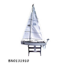2CH RC Sailboat Reliable Model Ship For Sale