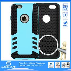 armadura sgp caso de telefone celular para o iphone spigen 6