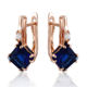 W-20026 xuping elegant rose gold Costume women fashion earring, ladies jewelry