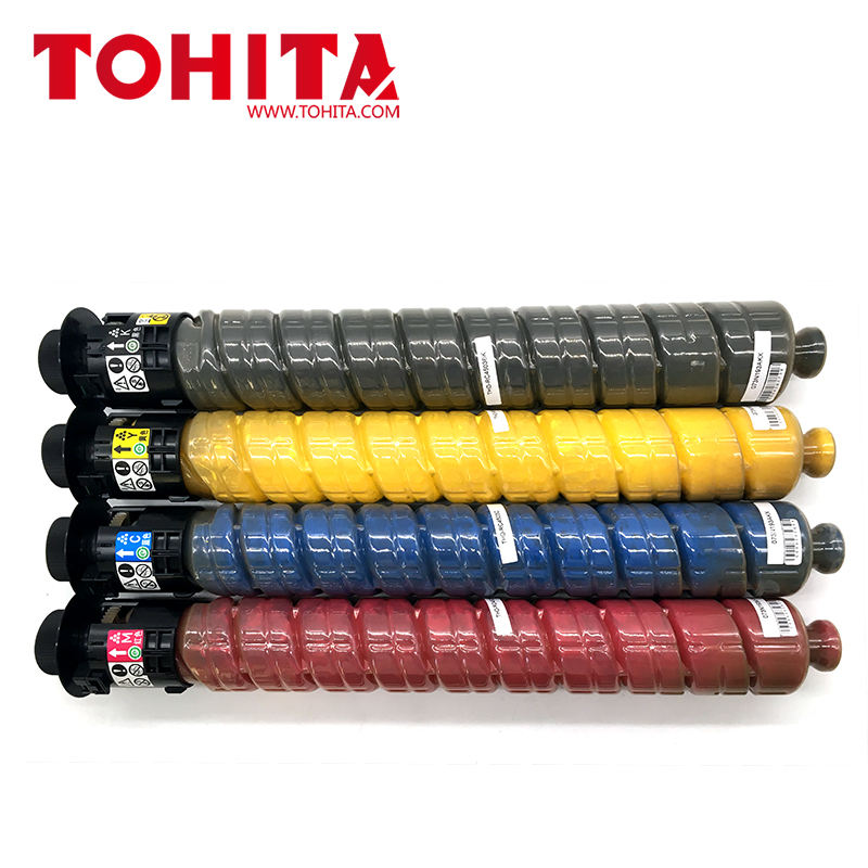 Тонерный картридж TOHITA для RICOH Aficio MP C4503 5503 6003 тонер 841854 841855 841856 841853