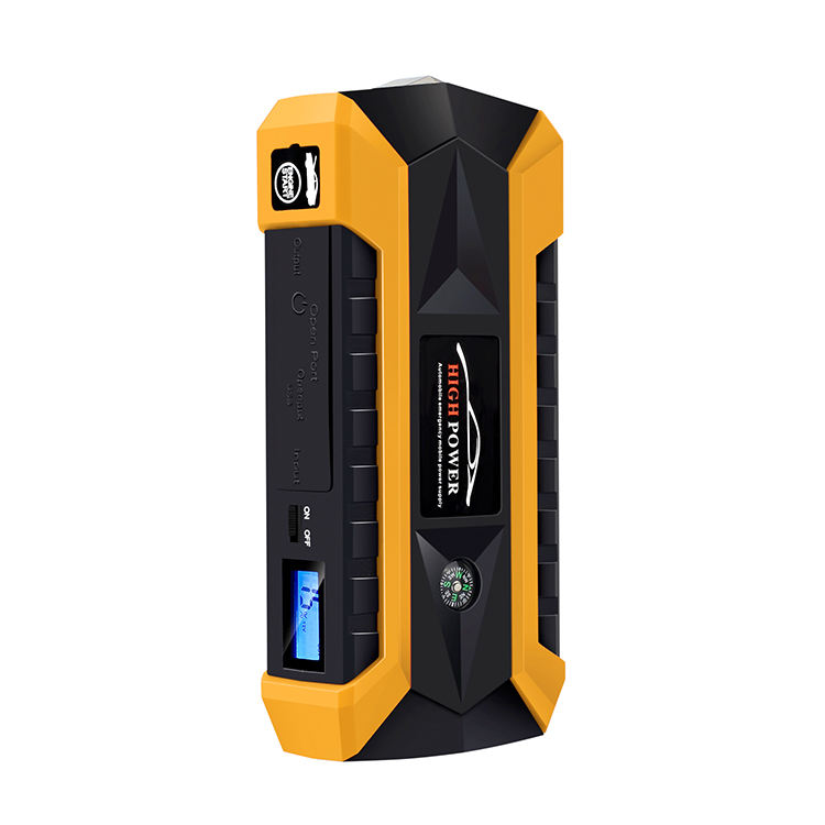 12V 14000mAh OEM ODM wireless portable jump starters mini power bank solar battery jump starter With Air Compressor