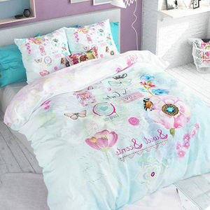 Bedroom set duvet cover bedding whole sale double queen bed sheet