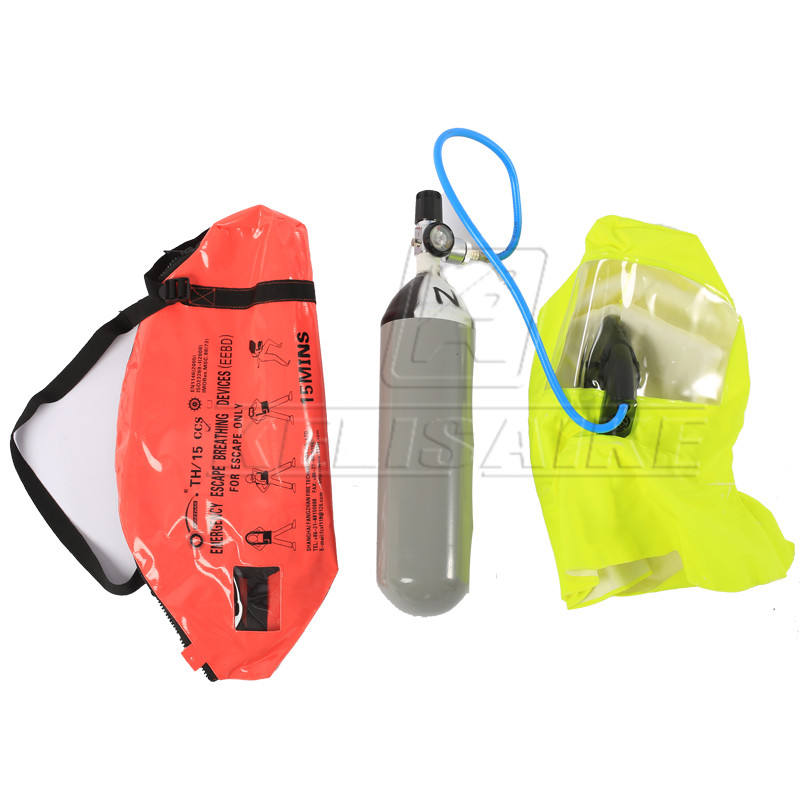 emergency escape breathing device sir supplied breathing set