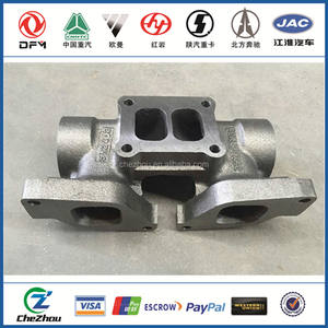 Dongfeng renault exhaust manifold D5010477186