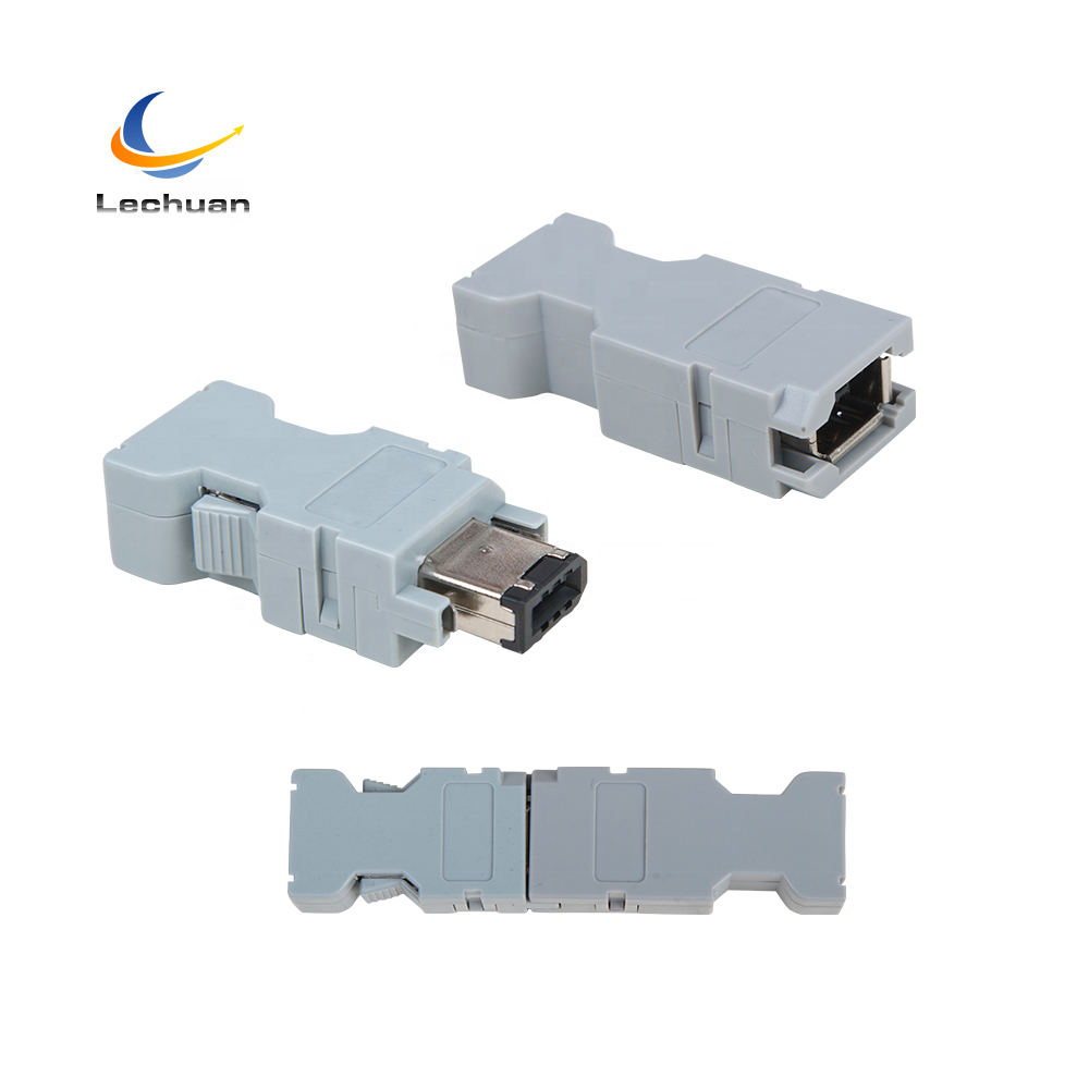 3M molex 6Pin male and female 2.00mm Pitch I/O Connector plug kit 55100-0670