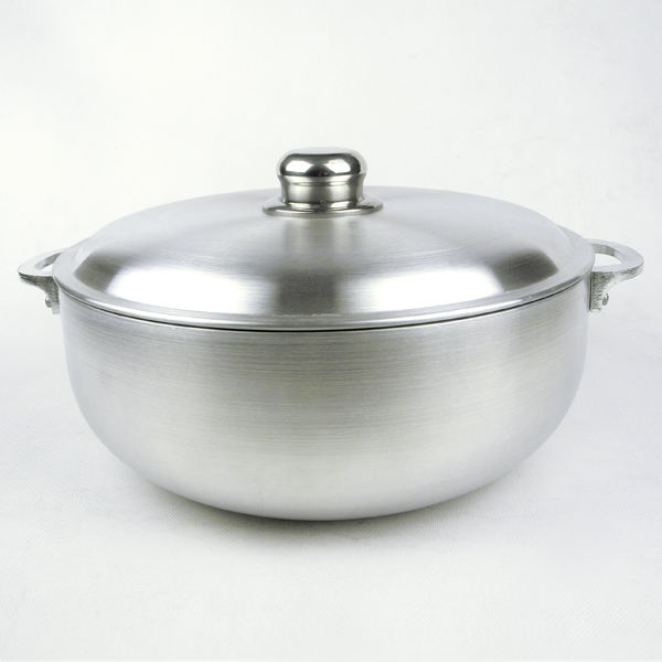 Hot popular china supplier high quality kitchen cooking pot with lid