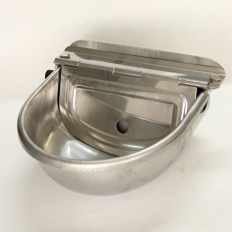 good quality stainless steel poultry feeder drinker
