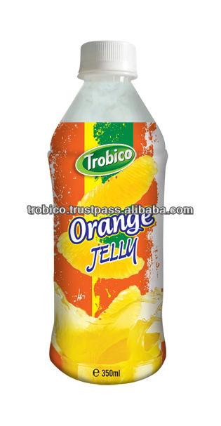 350ml пэт бутылки оранёевые соки
