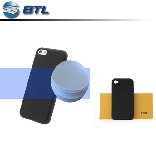 High quality of Silicone spray Soft touch coating for silicone phone case