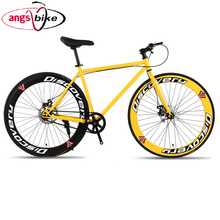 700C Classic fixed gear bicycle/OEM fixie bikes single speed steel fixed gear bikes