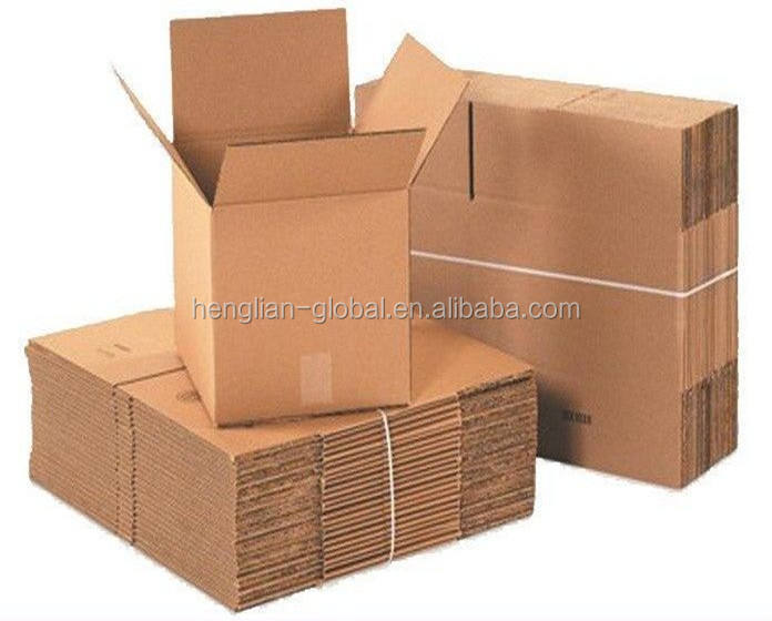 Customized Corrugated carton box, Packaging carton, Paper package box