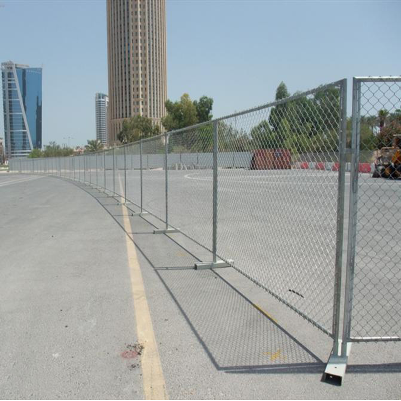 American standard temporary fence panel/portable fence