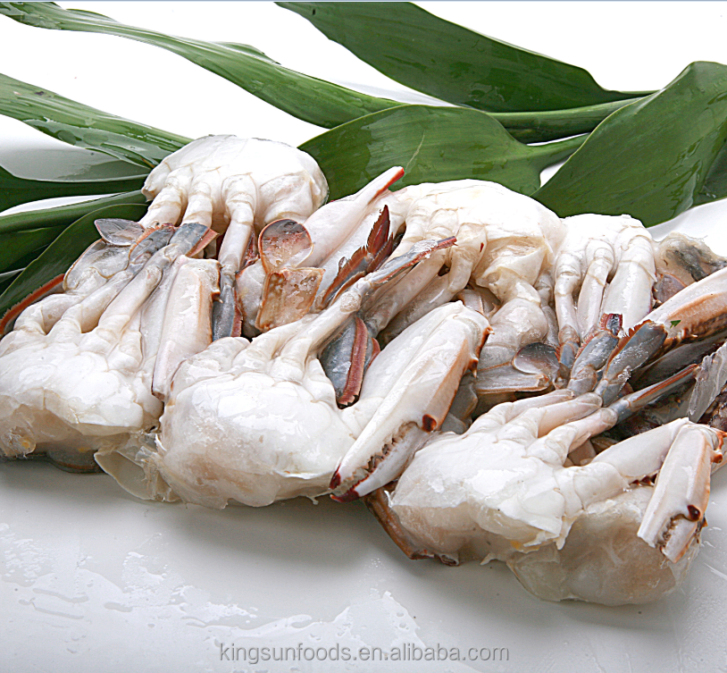 Frozen Blue Swimming Crab 100-150G 150-200G 200-300G 300-400G