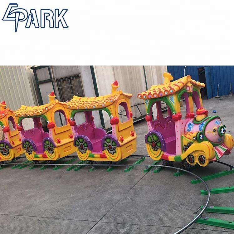 Vergnügungspark verwendet 14 Sitze <span class=keywords><strong>Kinder</strong></span> elektrische Bahn Zugfahrten zum Verkauf