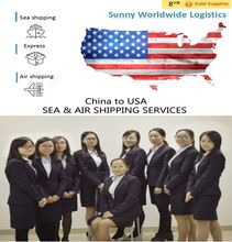 Sea freight agent ship to amazon warehouse CLT2 Charlotte, United States