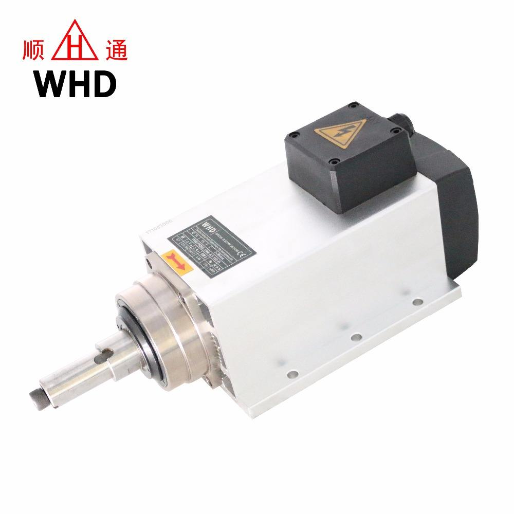 Hot Selling 3.7KW CNC Spindle Motor Non-standard mortise spindle