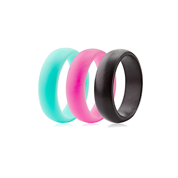 OEM ODM Customized production high quality 100% food grade color silicone braceletSuitable for children women men and women