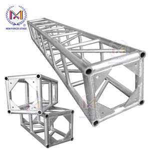 Customized Wedding DJ Concert performance Plate Connection lighting Screw Box Truss Display Aluminum Turss Frame Structure
