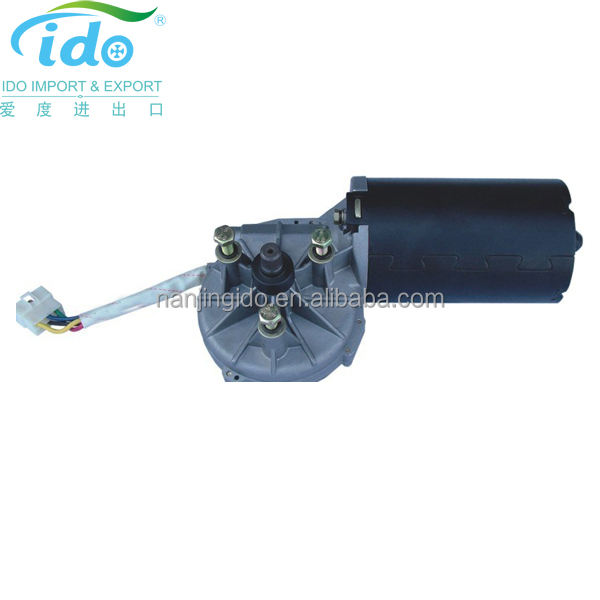 Universal wiper motor for bus