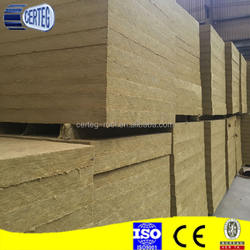 rockwool Nonmetal Panel Heat Insulation high density rock wool board