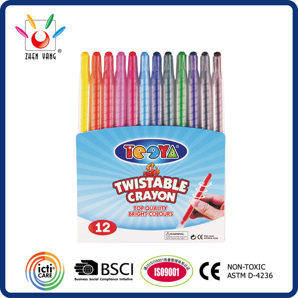 GOOD QUALITY AND REASONABLE PRICE FLEXIBLE CRAYON SUPPLIED BY OEM FACTORY
