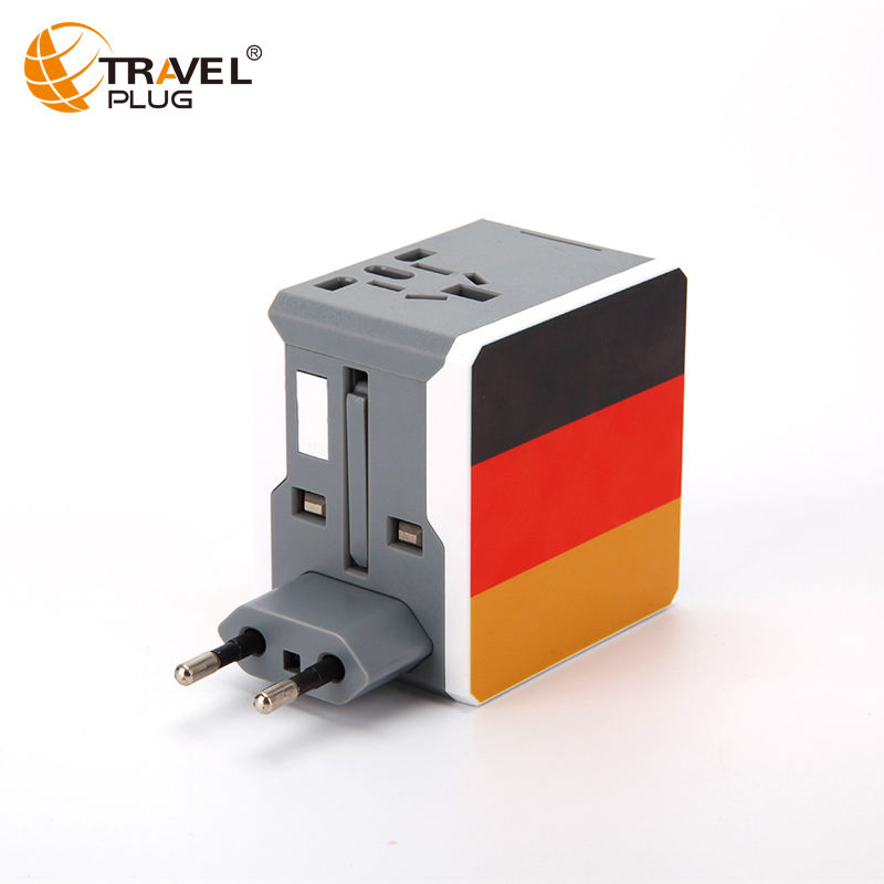 2017 CE Universele Honor Elektronica 5 v 3a Muur Om Usb Charger Travel Adapter