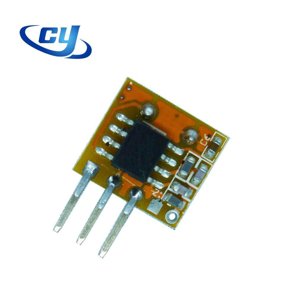 CY14 ASK/OOK Wireless 433mhz RF 433.92 receiver Module 433