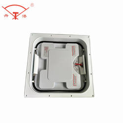 Roof hatches 24v/12v 700A bus skylight