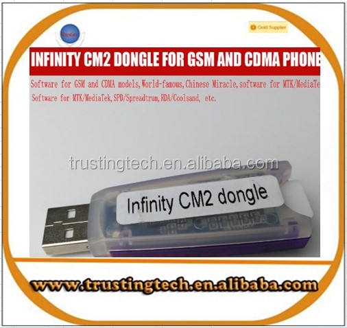 China agent Infinity-Box Dongle Infinity CM2 Box Dongle for GSM and CDMA phones